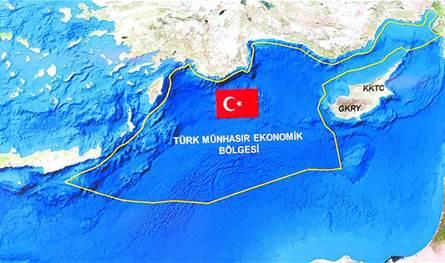 """تراجع """"تكتيكي"""" لأردوغان في شطرنج المتوسط.. نظرية """"الوطن الأرزق"""" ترسم الحدود"""