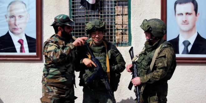 صحيفة : روسيا سلمت سوريا سلاح قادر على تدمير 10 دبابات تركية في دقيقة