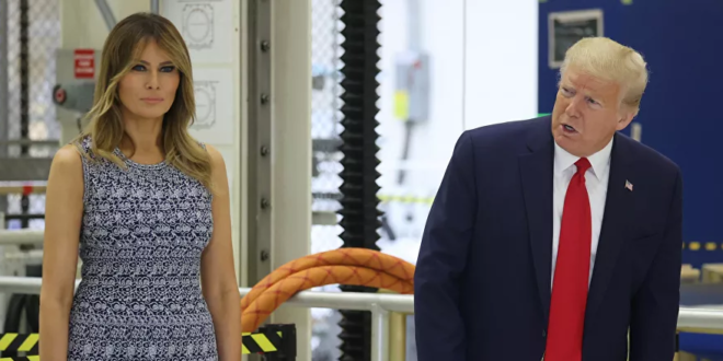 Screenshot 2020 09 10 محامي ترامب يكشف سرا خاصا عن علاقة الرئيس بزوجته ميلانيا