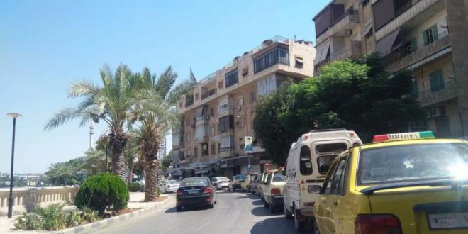 Screenshot 2020 09 13 البنزين الحر بـ 1300 ليرة وأهالي حلب يطالبون بـ نظام الأرقام تلفزيون الخبر اخبار سوريا