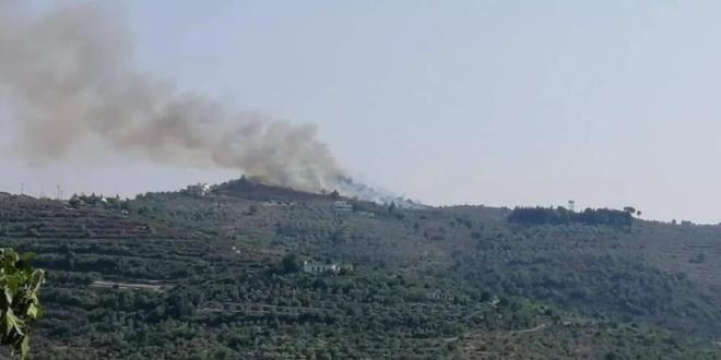 138 حريقاً في محافظة طرطوس منذ بداية شهر أيلول