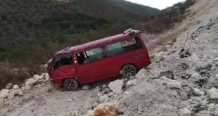 إصابة 15 مواطناً في حادث مروري على أتوتستراد طرطوس الدريكيش