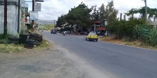 Screenshot 2020 09 19 وفاة شخصين إثر حادث مروري بالقرب من صافيتا تلفزيون الخبر اخبار سوريا