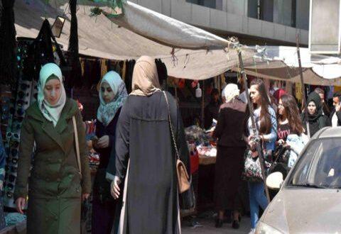 محافظة دمشق: إزالة كافة البسطات كونها تشكل تشويهاً بصرياً