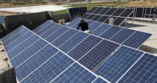 وزارة الكهرباء تكشف عن مشاريع هامة للطاقة الكهروضوئية