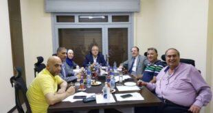 الغرفة التجارية السورية الإيرانية المشتركة تتخذ قرارات هامة