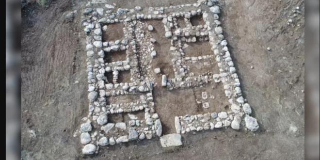 استخدموها لمنع احتلال أراضي الشام.. اكتشاف قلعة شيدها المصريون قبل 3200 عام