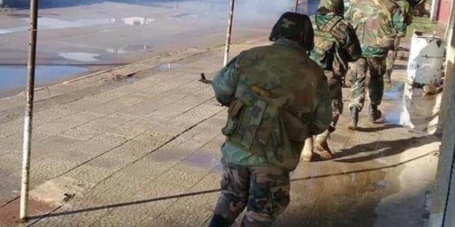 استشهاد عنصرين في الجيش وإصابة مواطنين إثر إطلاق النار عليهم بريف درعا