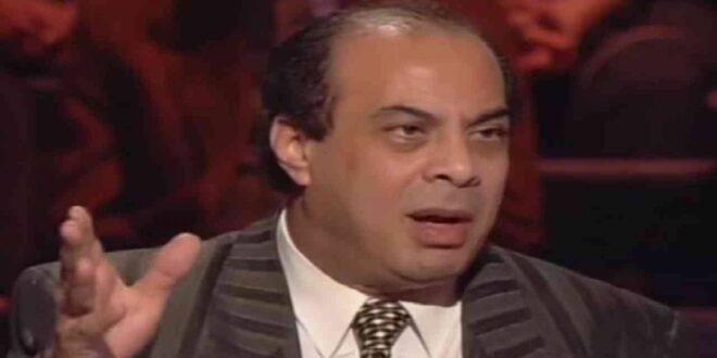 رحيل الفنان القدير المنتصر بالله عن 70 عاماً