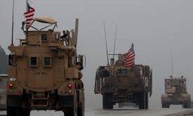 الولايات المتحدة ترسل تعزيزات عسكرية ضخمة إلى شمال شرق سوريا