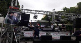 تونسيون يُطالبون بإعادة العلاقات مع سوريا وكسر الحصار