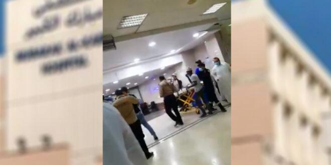 شجار بين سوريين وأردنيين وكويتيين في مشفى بدولة الكويت يخلف جرحى