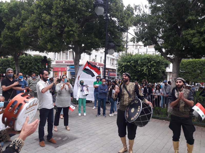 tunis syria 2