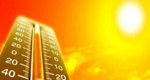 المرتفع الجوي الأخير الذي تصل فيه الحرارة إلى الـ 40 !