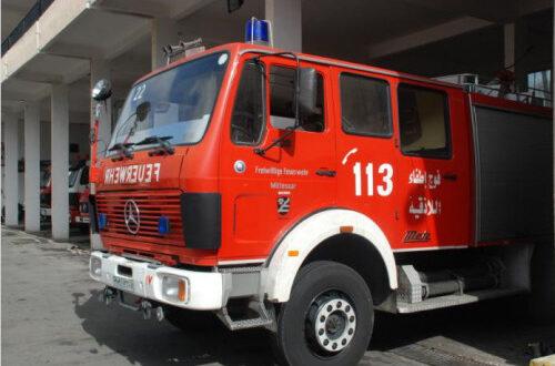 فوج إطفاء اللاذقية ينهي الجدل.. الحرائق غير مفتعلة وهذا هو الدليل