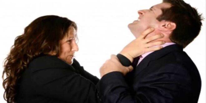أخبر زوجته أنه ذاهب إلى العمل فأمسكت به يتزوج من امرأة ثانية.. شاهد!