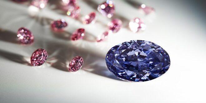 ثري مجهول يشتري واحدة من أندر الجواهر في العالم مقابل مبلغ ضخم.. شاهد