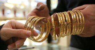 غرام الذهب المحلي يصل إلى 121 ألف ل.س