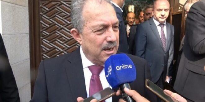 رئيس الوزراء السوري: الأزمة في طريقها الى الحل