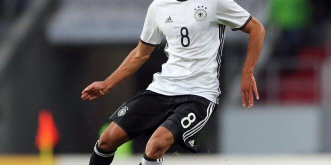السوري محمود داوود في صفوف المنتخب الألماني الأول