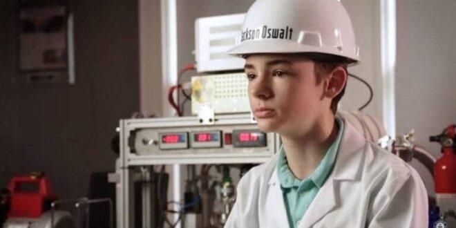 مراهق أمريكي يصمم مفاعلا نوويا منزليا
