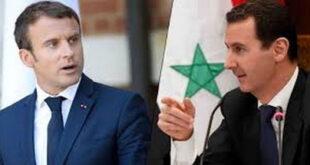 مصادر فرنسية تتوقع حدوث تقارب بين سوريا وفرنسا