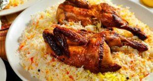 وصفة الكبسة بالدجاج.. أحد أشهر الأطباق العربية الأصيلة