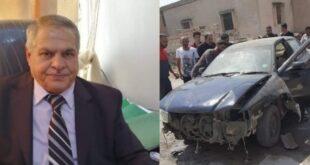 قاض سوري ينجو من محاولة اغتيال قبل أيام ليتوفى جراء حادث سير بدمشق