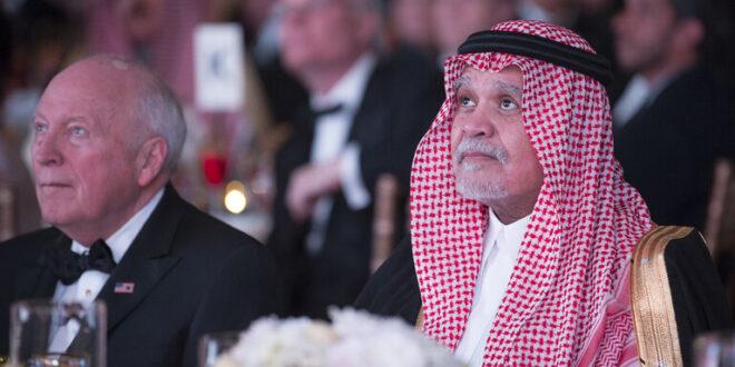 بندر بن سلطان وخفايا الكوفية الفلسطينية بمدريد وحارس حافظ الأسد في دمشق