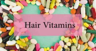 تعرف على قائمة بأهم الفيتامينات المفيدة للشعر
