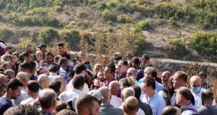 فيديو لحظة وصول الأسد إلى ريف طرطوس وردة فعل الأهالي