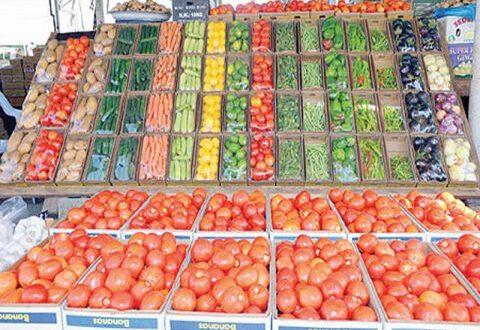 غرفة زراعة دمشق: صادرات سورية من الخضار والفواكه لا تؤثر على حاجة السوق المحلية