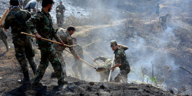 برلماني سوري: الحكومة رفضت طلبا لصناعيي حمص بتوريد آلاف سيارات الإطفاء والإسعاف