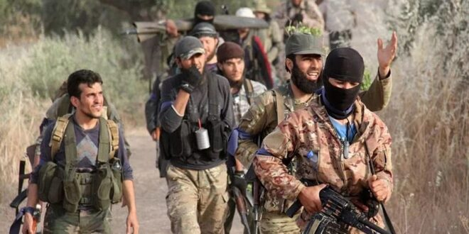 أول مشاهد للمقاتلين السوريين على جبهات القتال في أذربيجان.. فيديو