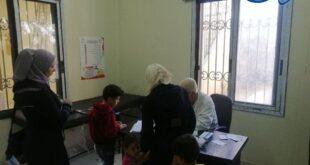 بعد المعضمية 110 إصابات بالإسهال في داريا!