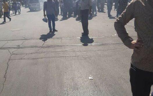 أزمة نقل خانقة في دمشق