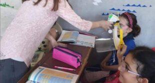 ارتفاع عدد الإصابات بكورونا في مدارس حمص إلى 49 حالة