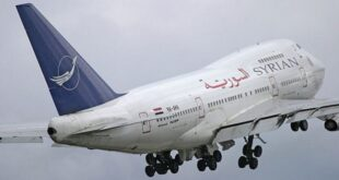 ثلاث رحلات من الشارقة إلى دمشق على متن السورية للطيران