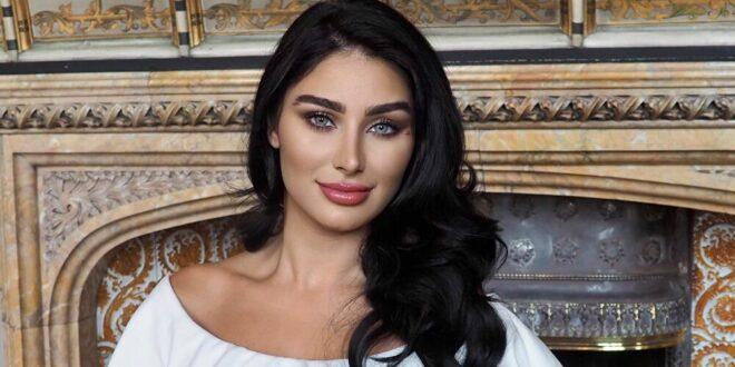 سفيرة وإعلامية بريطانية من أصل سوري شغوفة بمهنة الطب وفي طريقها لتحقيق حلمها لتكون جراحة