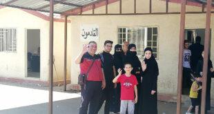 عودة أكثر من 520 لاجئا سوريا إلى بلادهم خلال الــ24 الساعة الأخيرة