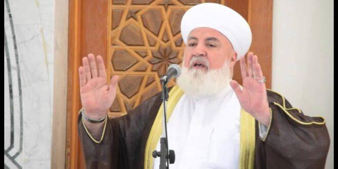 ساهم في مصالحات ريف دمشق.. من هو مفتي دمشق الراحل محمد عدنان الأفيوني؟