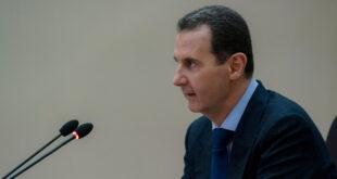 الأسد يحدد الخطوط الحمراء في محادثات اللجنة الدستورية السورية في جنيف