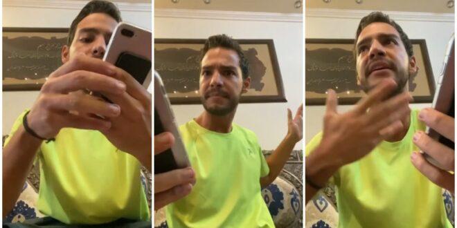سليمان عاجي شاب سوري يغزو مواقع التواصل الاجتماعي باختراعه أم تحسين