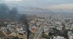 تصاعد التوتر في إدلب.. القوّات التركيّة تقصف مواقع لروسيا في سراقب!