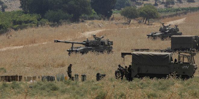 """""""السهم القاتل""""... الجيش الإسرائيلي يتحدث عن أكبر خطوة عسكرية ضد سوريا ولبنان"""