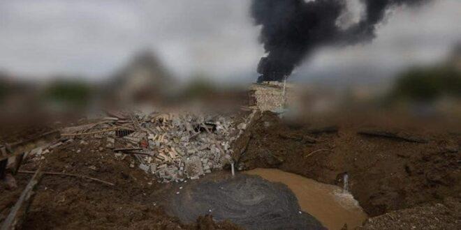 بالفيديو : أرمينيا تنشر مشاهد لتدمير المركبات المدرعة للقوات الآذربيجانية