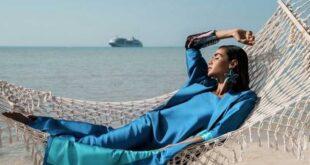 لأول مرة في السعودية عرض أزياء في مكان مفتوح على شاطئ البحر