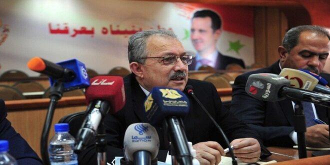 رئاسة الوزراء السورية تنفي ضمنا تصريحات منسوبة لعرنوس: خذوا المعلومات عن الإعلام الرسمي
