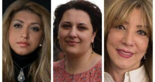 5 سيدات أسّسن أحزاباً سورية خلال الأزمة.. تعرّف إليهن