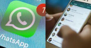 واتساب يتيح حذف الصور والفيديوهات من هواتف الآخرين